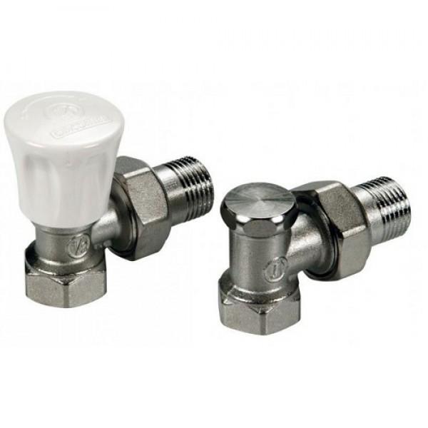 Giacomini Set robineti tur/retur 1/2 (R705KX003)