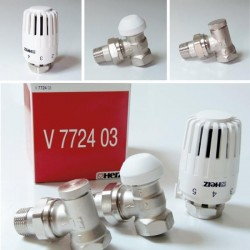 Hertz Set robineti termostatati (V772403)
