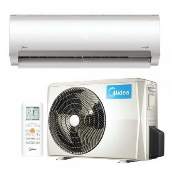 Midea Aer conditionat Prime MA2-24NXD0-I/MA-24N8D0-O, 24000 BTU, A++/A+, R32, Wi-Fi, filtrare dubla, DC Inverter
