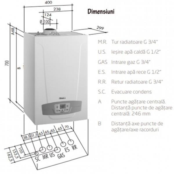 Baxi DUO-TEC COMPACT E 24