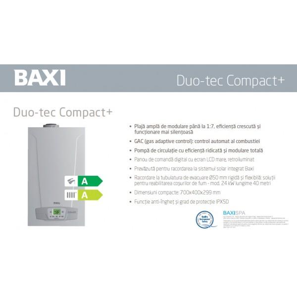Baxi DUO-TEC COMPACT +1.24 GA