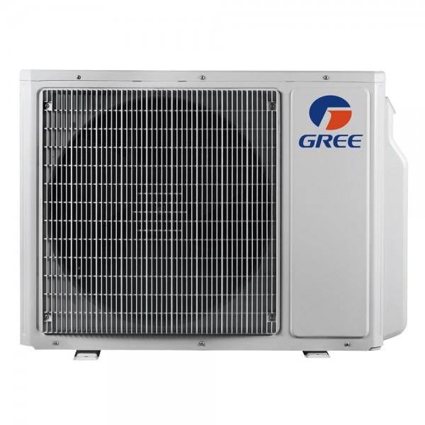 GREE Unitate externa aer conditionat pentru sisteme multisplit Free Match GWHD18NK6LO, 18000 BTU, maxim 2 unitati interne