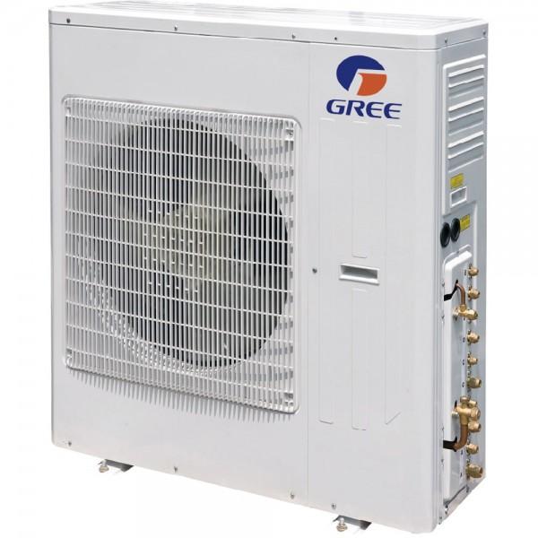 GREE Unitate externa aer conditionat pentru sisteme multisplit Free Match GWHD36NK6LO, 36000 BTU, maxim 4 unitati interne