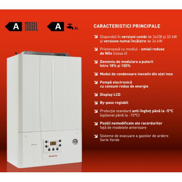 Immergas Centrala termica Victrix Tera 35/38 1 ERP 35 kW (3.030803)
