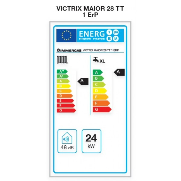 Immergas Centrala termica Victrix Maior 24/28 TT 1 ErP (3.024882)