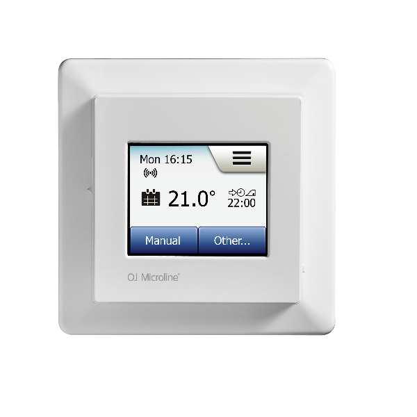 TECE Termostat TECEfloor WI-FI MWD5 cu senzor de sapa (77840035)