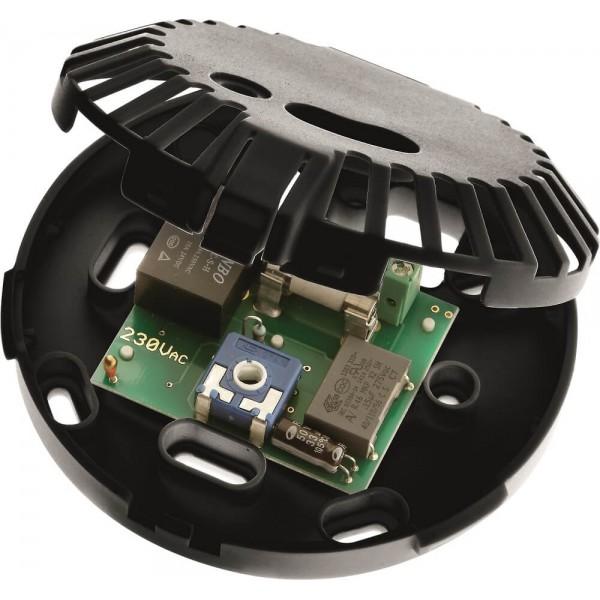 TECE Baza termostat design DT TECEfloor, negru DT-230 V (77410024)