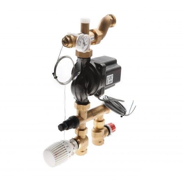 TECE Grup amestec si pompare cu pompa electrica TECEfloor SLQ (77450000)