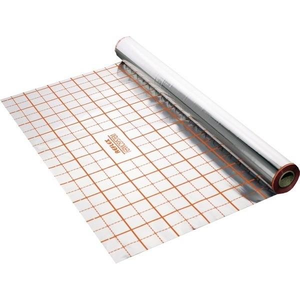 TECE Folie marcata, cu aluminiu TECEfloor 50 x 1,04 m (77531560)