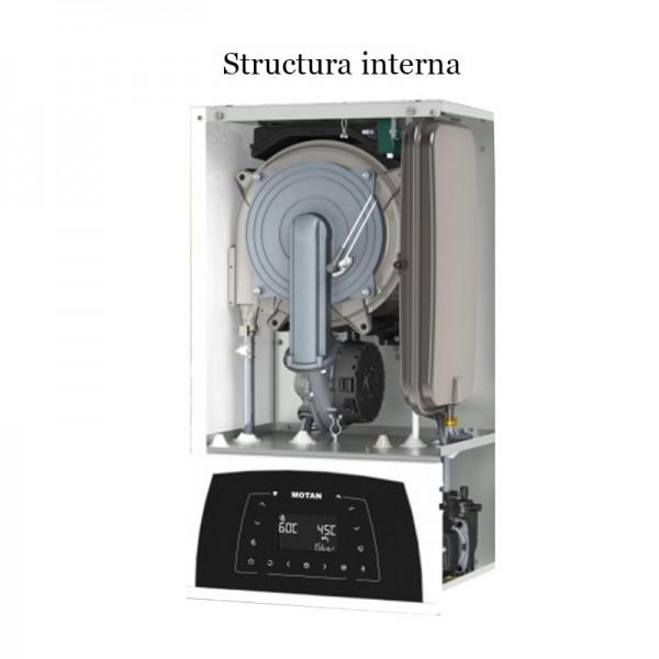 Cadou Filtru Antimagnetita Motan Centrala termica Condens Plus 100 25 - 25 kW 5 ani garantie