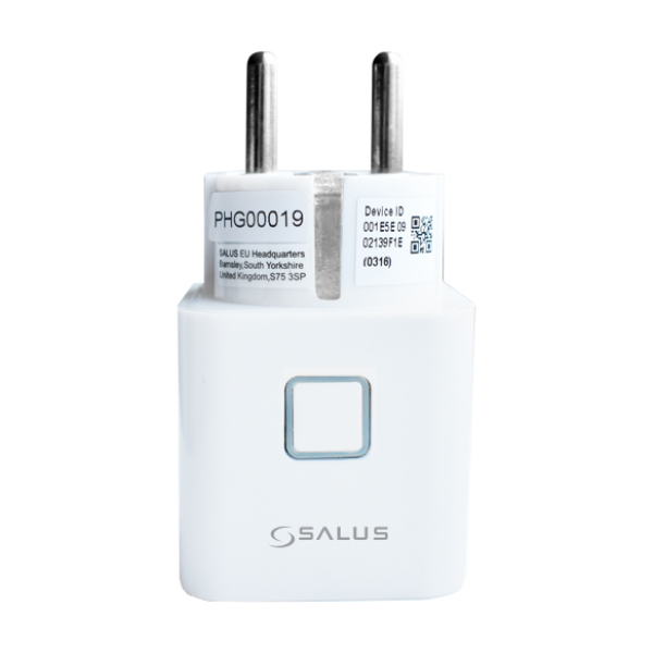 Salus Termostat neprogramabil RF cu receptor tip priză RT310SPE