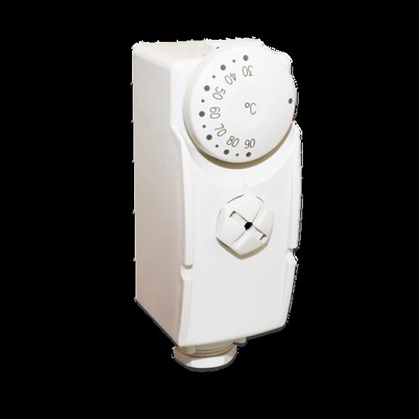 Salus Termostat mecanic de contact AT10