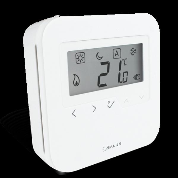 Salus Termostat neprogramabil, 230V, butoane tactile HTRS230