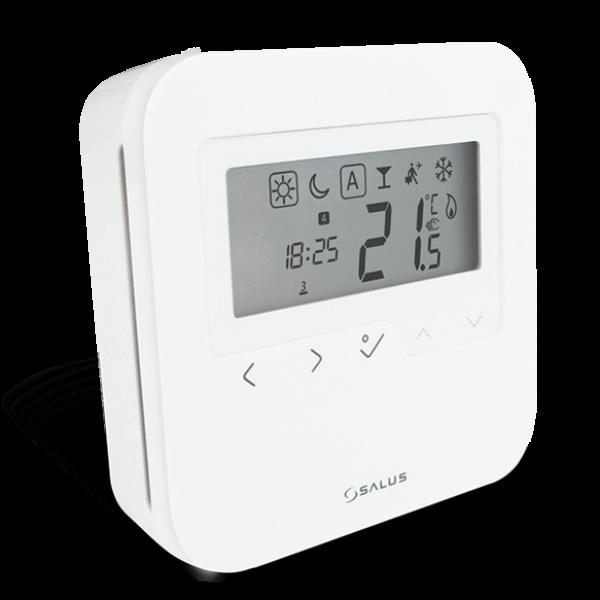 Salus Termostat programabil, 230V, butoane tactile HTRP230