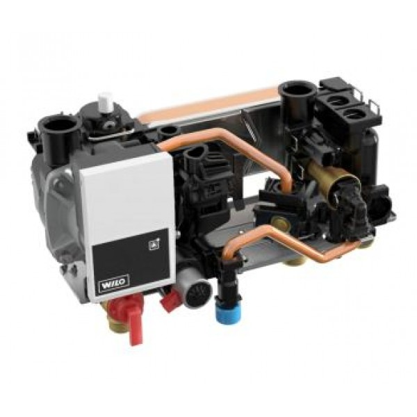 Centrala termica Saunier Duval Semia Condens 25A - 25 kW (10016100) - 6 ani garantie