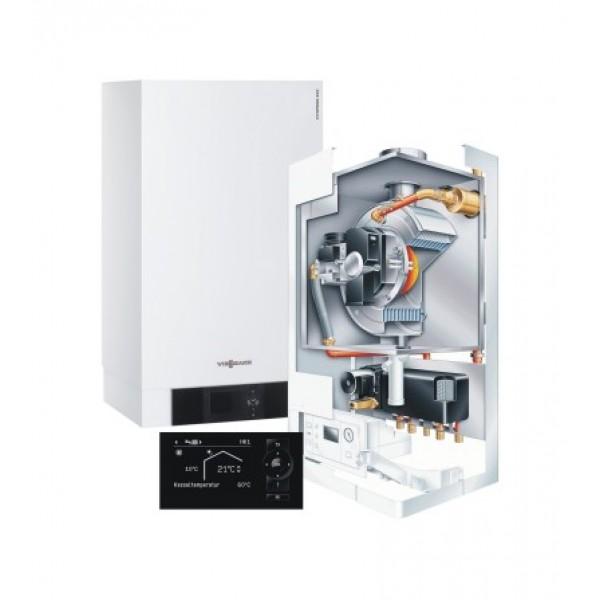 Viessmann Vitodens 200-W 49 KW pentru instalatii solare (B2HAL70)