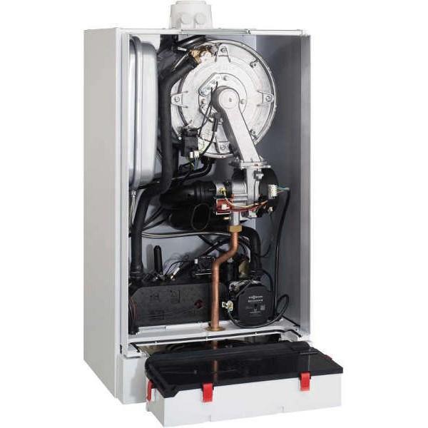 Viessmann Vitodens 200-W 26 kW cu boiler monovalent Vitocell 200L (B2HB740)