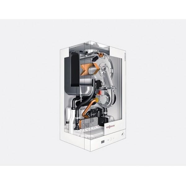 CADOU Termostat Wireless la Viessmann Vitodens 050-W 24 KW (BPJD052)