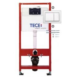 TECE Rezervor WC Ingropat Cu Clapeta Alba (9400000)